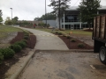 sidewalk-flower-beds-fayetteville-state-university-nc-12