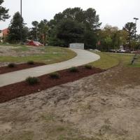sidewalk-flower-beds-fayetteville-state-university-nc-15