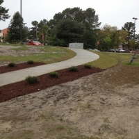sidewalk-flower-beds-fayetteville-state-university-nc-15