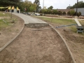 sidewalk-flower-beds-fayetteville-state-university-nc-8
