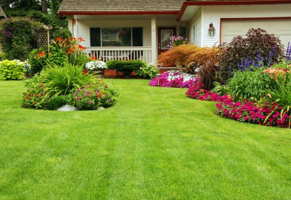 Wade Landscaping Company, Landscaping Services, Lawn Maintenance