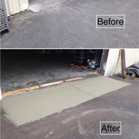 Fayetteville Concrete Apron