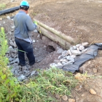 Goldsboro Culvert Pipe Repair