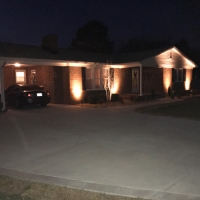 Landscape Lighting Godwin NC