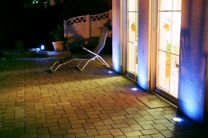 Fayetteville outdoor lighting