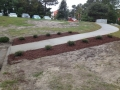 sidewalk-flower-beds-fayetteville-state-university-nc-14