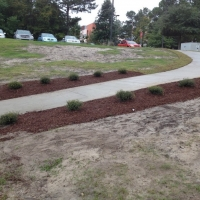 sidewalk-flower-beds-fayetteville-state-university-nc-14