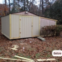 shed-repair-fayetteville-nc-before
